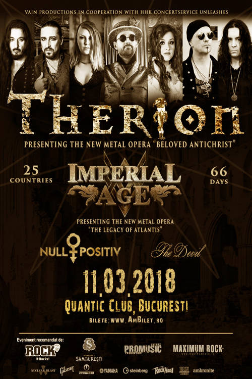 Therion la Quantic Club