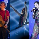 Ed Sheeran / Jared Leto / Lorde
