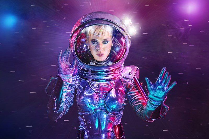 Katy Perry, gazda MTV VMA 2017
