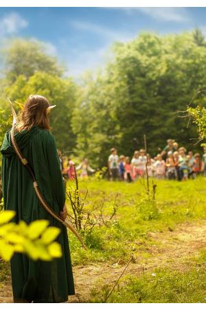Regatul Elfilor la Parcul tematic Regatul Elfilor (Poiana Brașov)