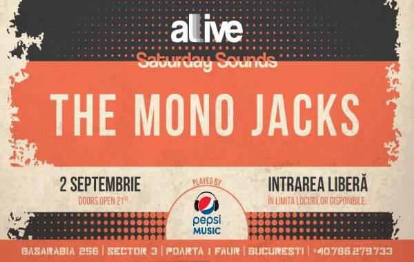The Mono Jacks la alllive