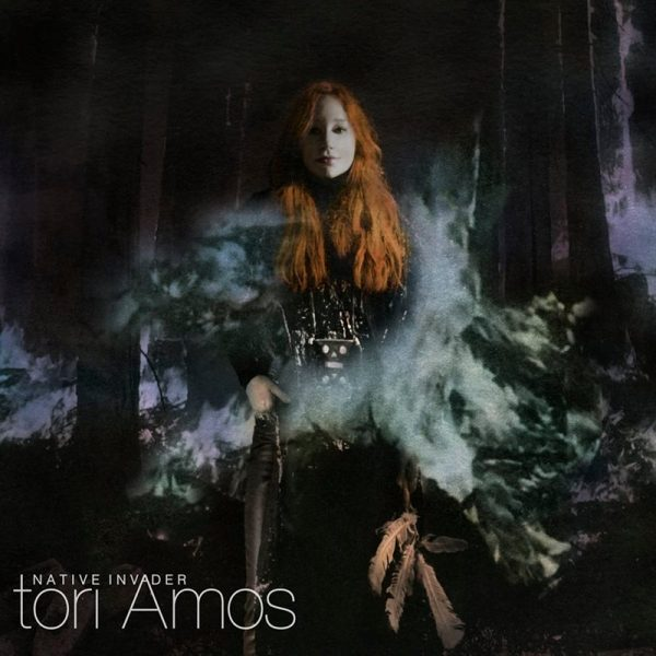 "Tori Amos - ""Native Invader"" (copertă album)"
