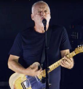 David Gilmour - Rattle That Lock (Live At Pompeii 2016)