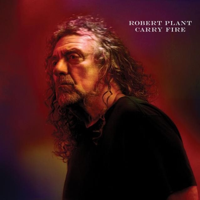 Coperta Album Robert Plant Carry Fire