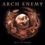 Coperta album Arch Enemy Will to Power