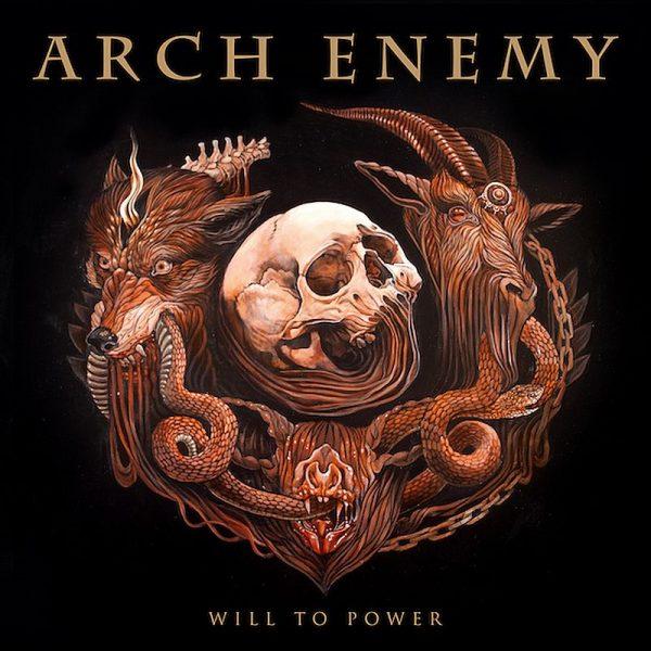 Coperta album Arch Enemy Will to Power