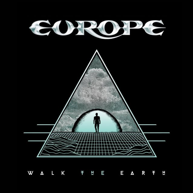 Coperta album Europe Walk the Earth