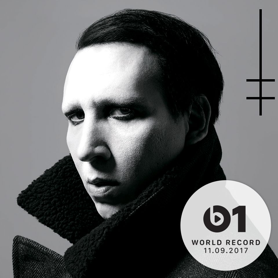 Single Marilyn Manson We Know Where You Fucking Live
