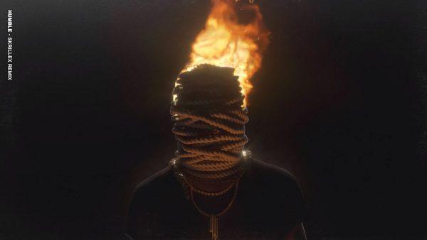 Single Skrillex Kendrick Lamar Humble remix