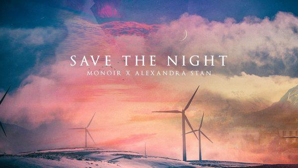 Videoclip Monoir x Alexandra Stan Save the night