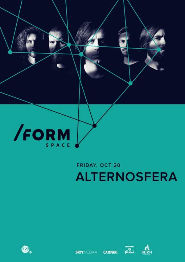 Alternosfera la Form Space Club