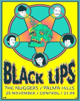 Black Lips la Club Control