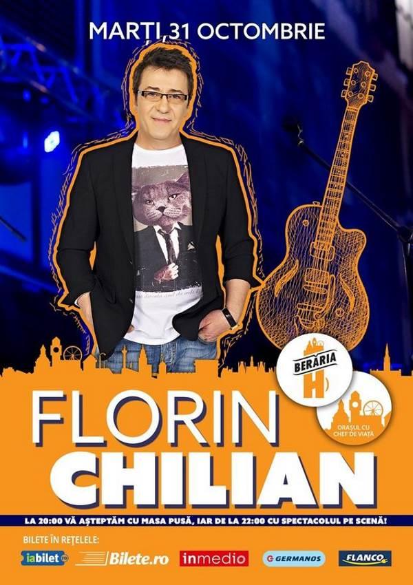 ANULAT-Florin Chilian la Berăria H