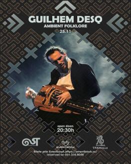 Guilhem Desq la Clubul Țăranului Român