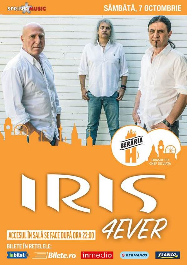 IRIS 4Ever la Berăria H