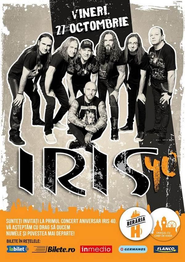 IRIS 40 - concert aniversar la Berăria H