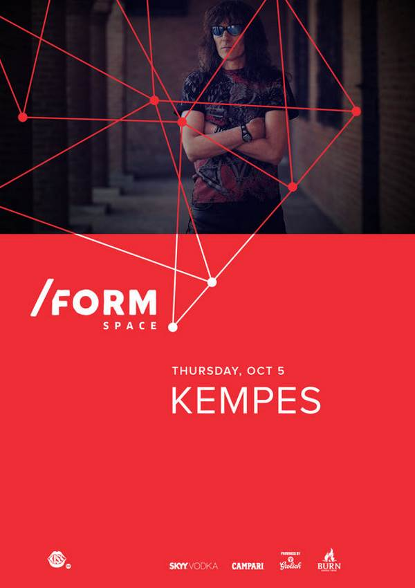 Kempes la Form Space Club