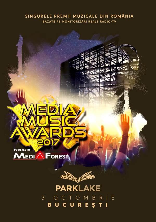 Media Music Awards 2017 la ParkLake Shopping Center