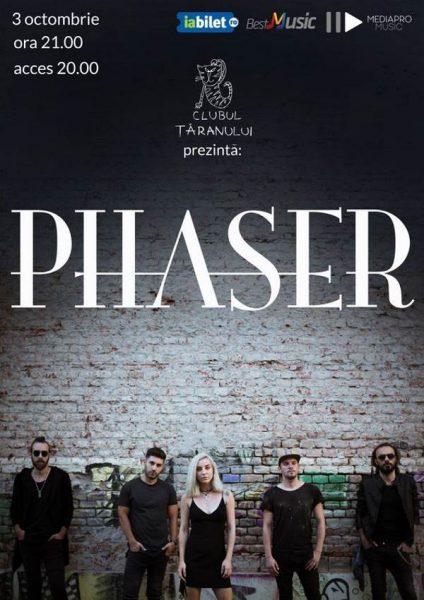 Poster eveniment Phaser