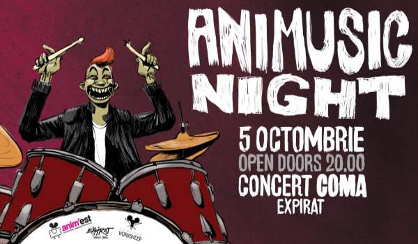 Animusic Night 2017 la Expirat Club