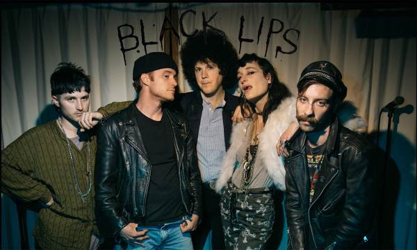 Black Lips la Club Control