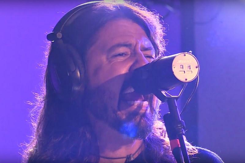 Foo Fighters la BBC Radio 1