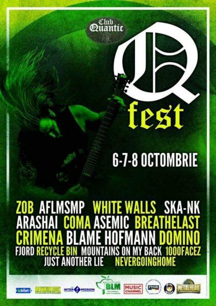 Poster eveniment Q Fest 2017