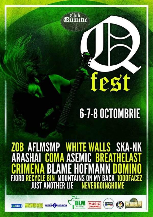 Q Fest 2017 la Quantic Club