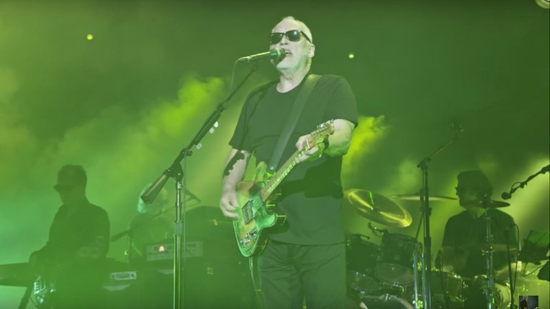 David Gilmour - Run Like Hell (Live at Pompeii 2016)