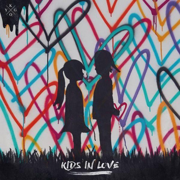 Kygo Kids in Love coperta album