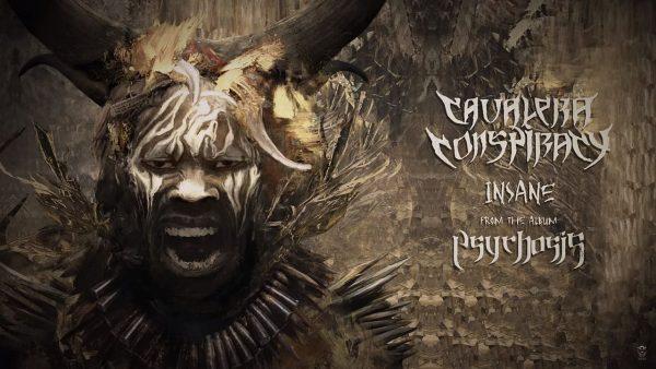 Lyric Video Cavalera Conspiracy Insane