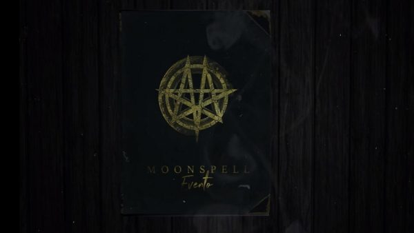 Lyric Video Moonspell Evento