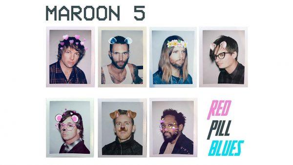 Single Maroon 5 Julia Michaels Help Me Out
