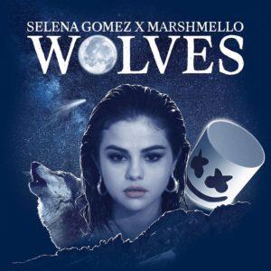 Single Selena Gomez Marshmello Wolves