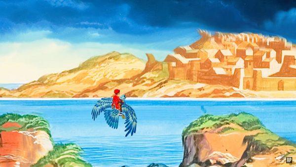 Videoclip Robert Plant Bluebirds Over the Mountain