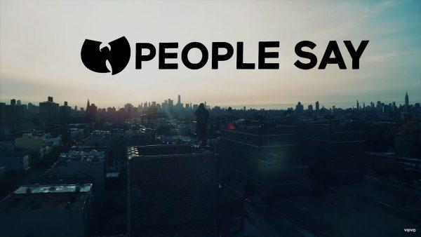 Videoclip Wu Tang Clan People Say