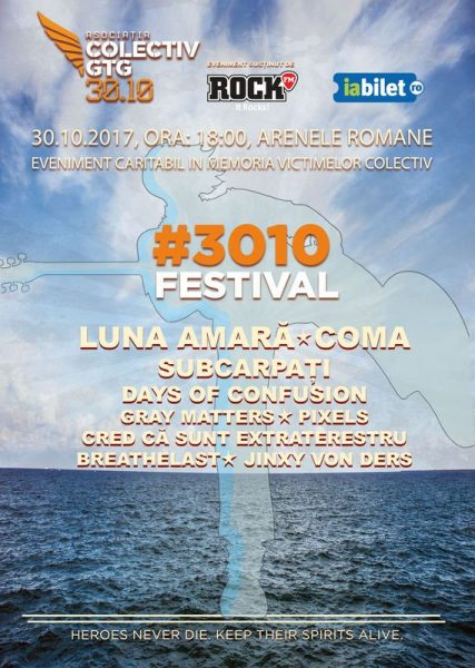 Poster eveniment #3010 Festival