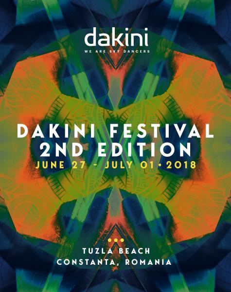 Dakini Festival 2018 la Plaja Tuzla