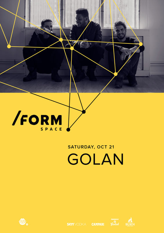Golan la Form Space Club