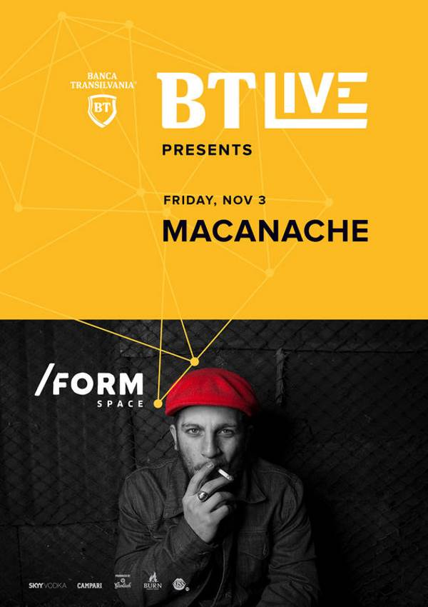 Macanache la Form Space Club