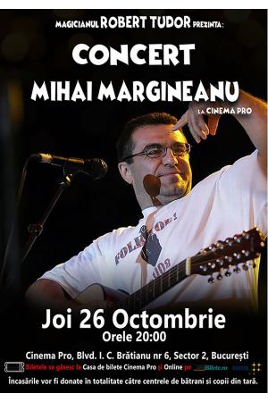 Mihai Mărgineanu la CinemaPro