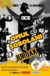 Dublu concert: OCS + Jurjak