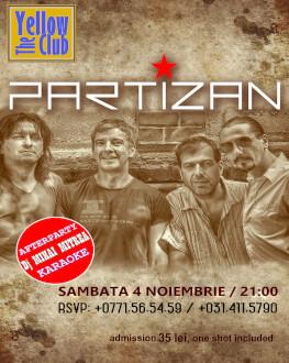 Partizan la Yellow Club