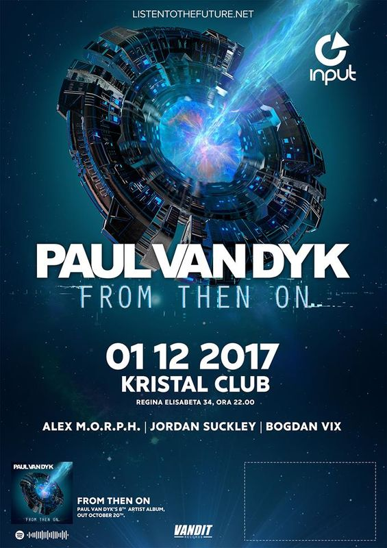 Paul van Dyk la Kristal Club