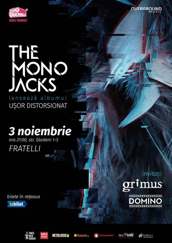 The Mono Jacks - lansare album la Fratelli Studios