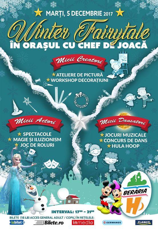 Winter Fairytale la Berăria H