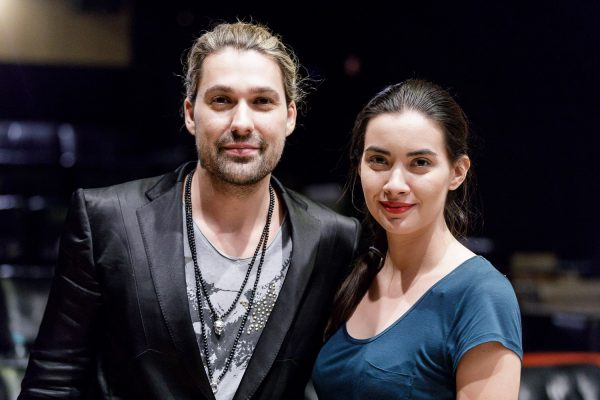 David Garrett intervievat de Ingrid Ispas (InfoMusic.ro)