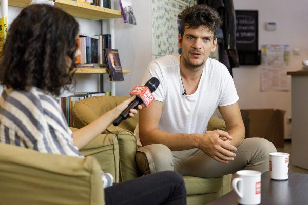 Tudor Chirilă - interviu InfoMusic