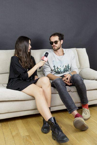 Mihail și Ingrid Ispas la InfoMusic