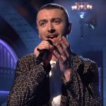 Sam Smith live@SNL